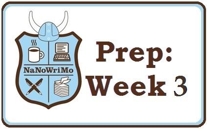 Nano Prep week 3